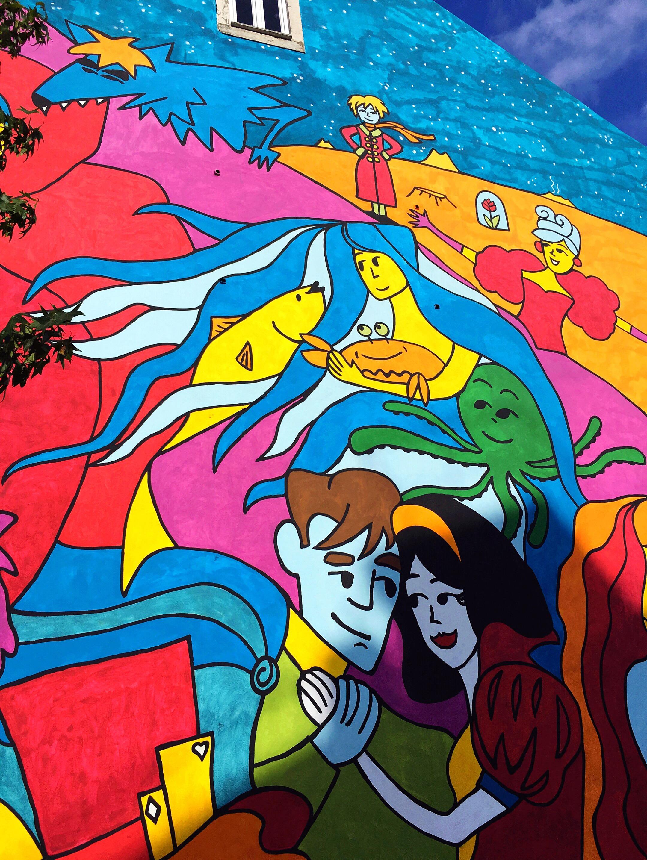 Art by Isa Silva