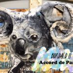 Expo throwback: Bordalo II at the Mathgoth Gallery Paris