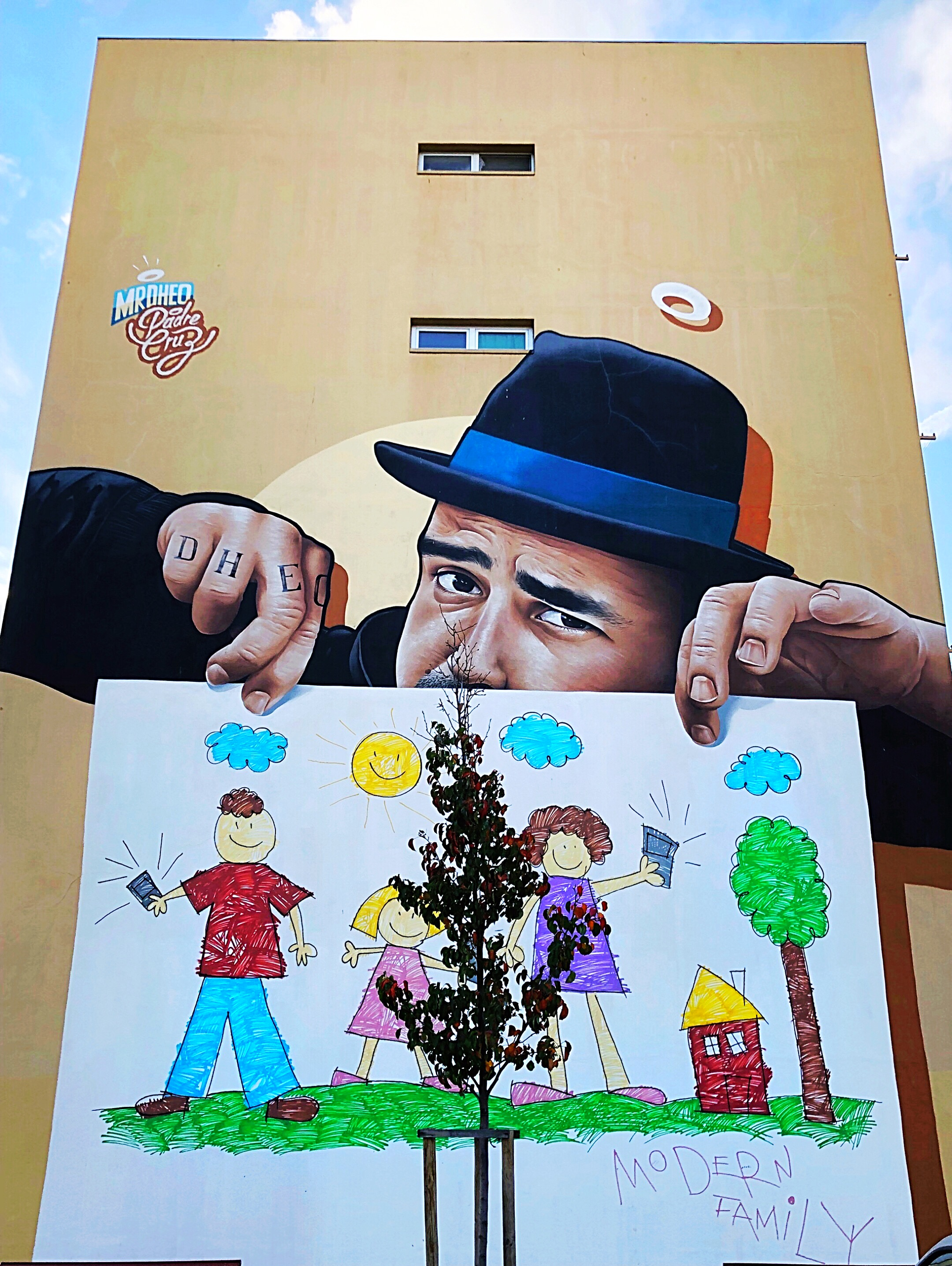 Art by Pariz One and M. Dheo