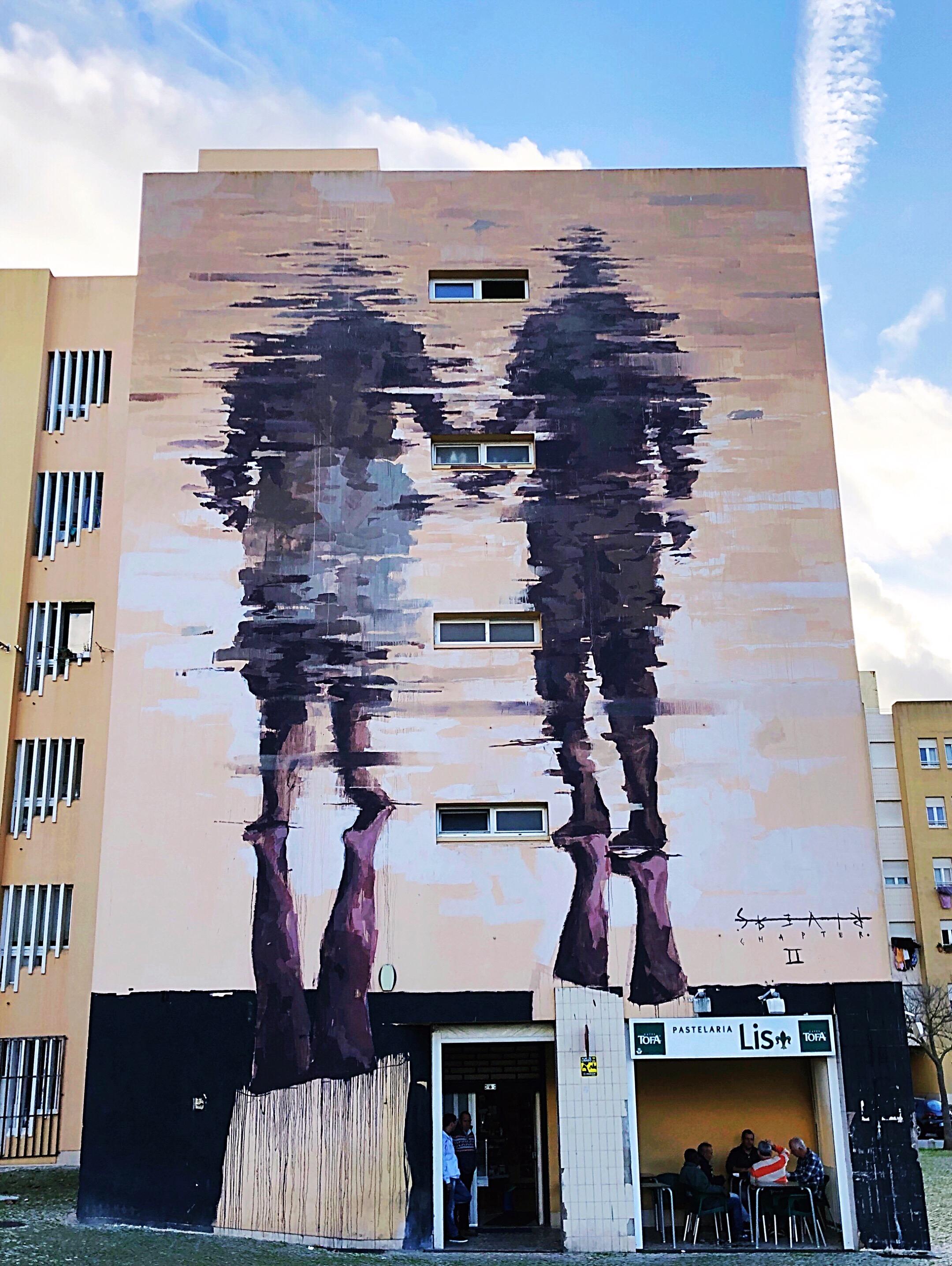 Art by Borondo