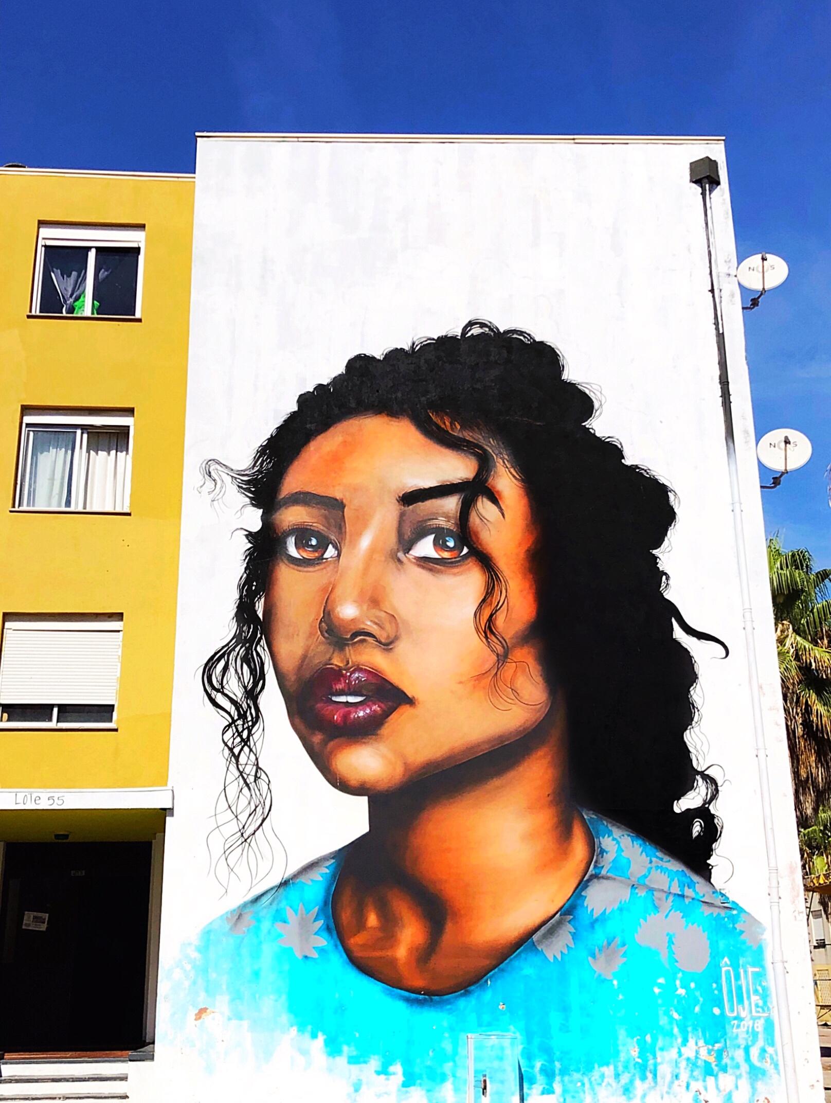 Art by ÔJE artist