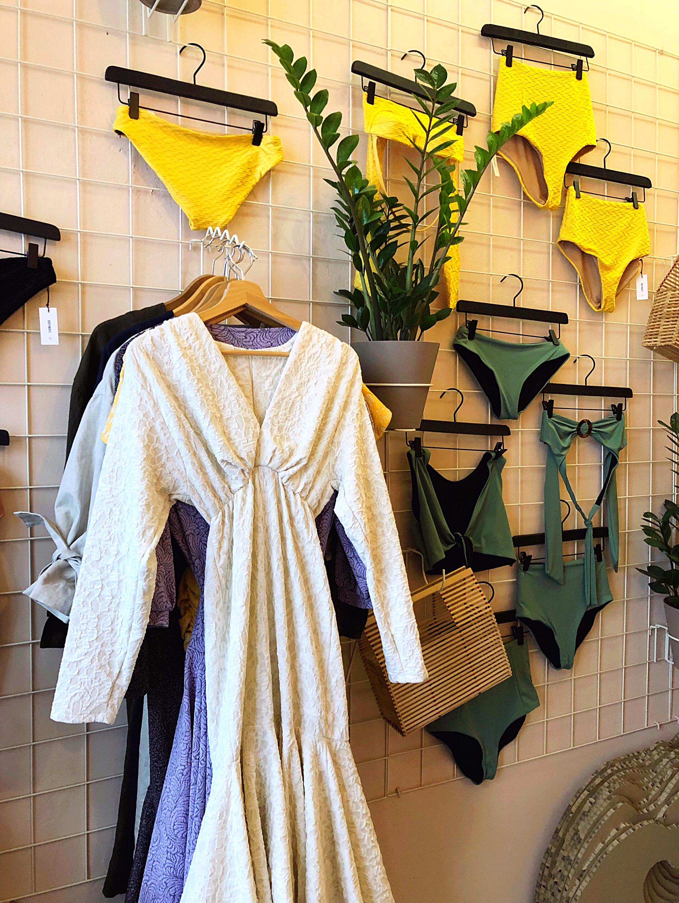 Inside Bodymaps boutique