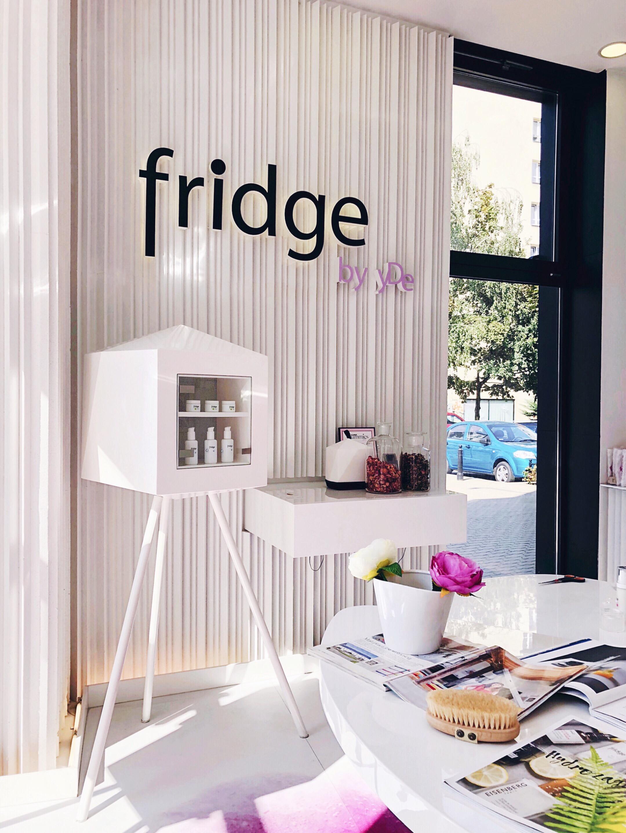 Inside Fridge by yde