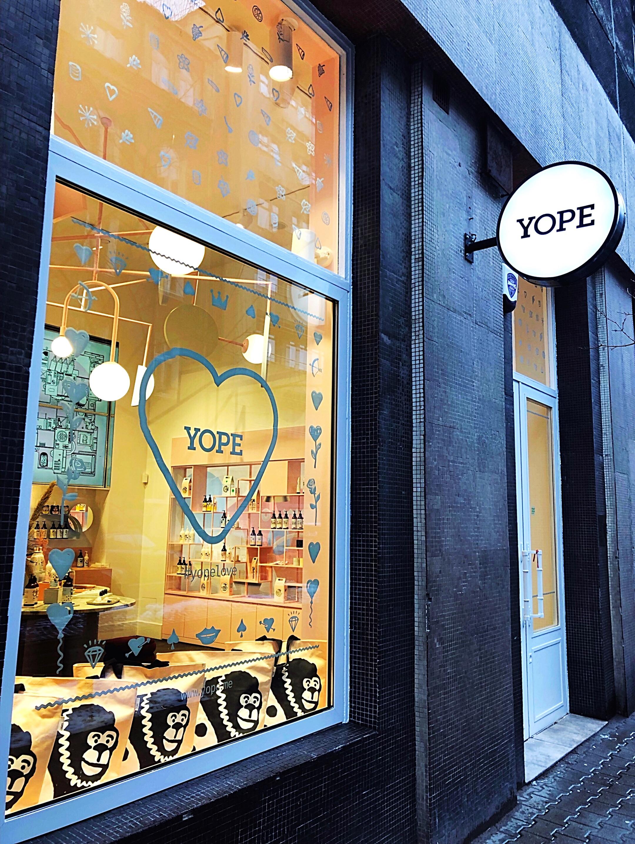 Outside Yope