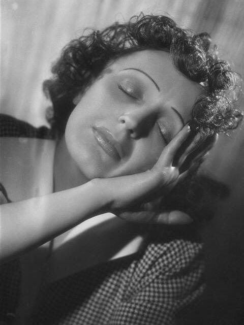 Antoine de Paris client - Edith Piaf