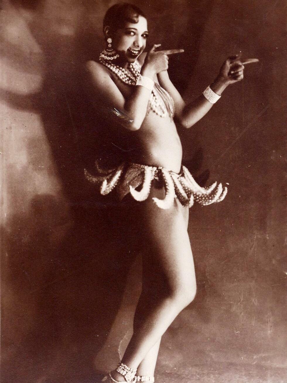 Antoine de Paris client - Josephine Baker