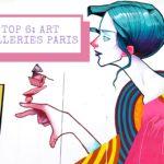 TOP 6: Art Galleries in Paris