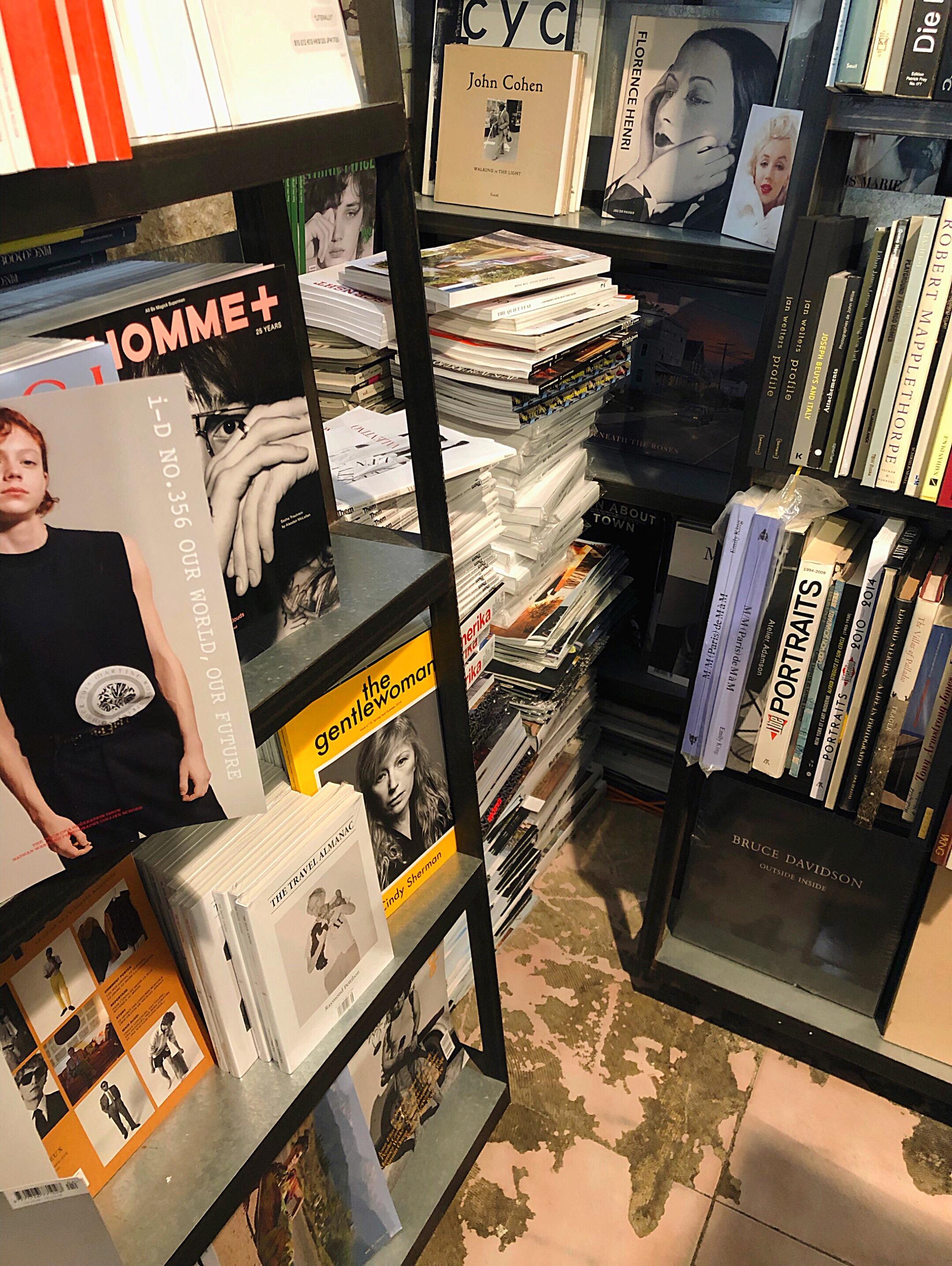 Fashion.art.lifestyle bookstores in Paris Polish Your Fashion