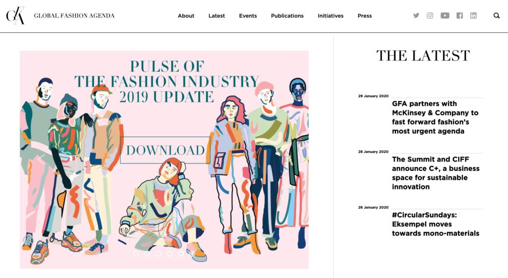 fashion sustainability movements